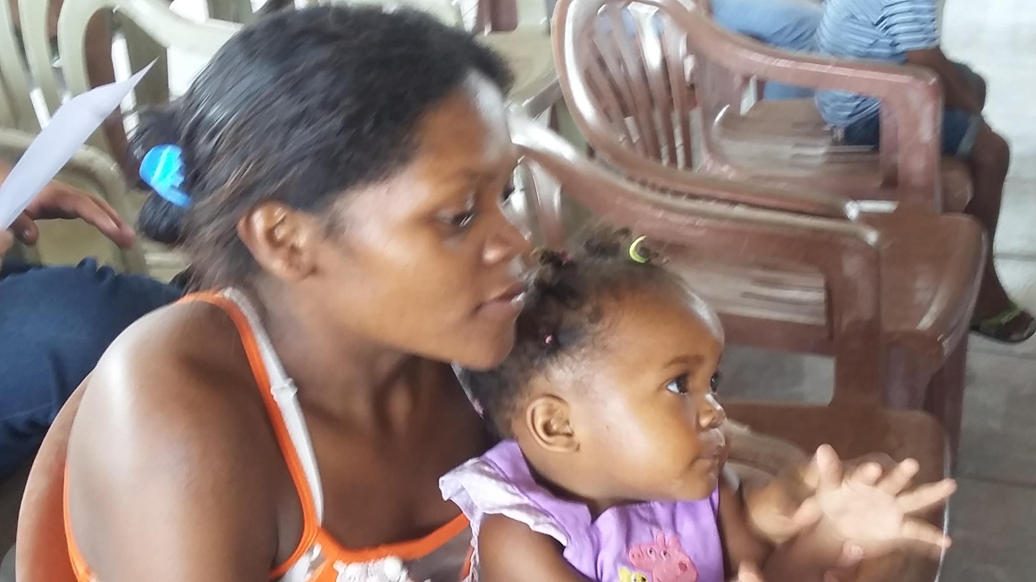 Foto 3 - Lara Rafisa, prefeita-mirim da Cidade de Bequimão