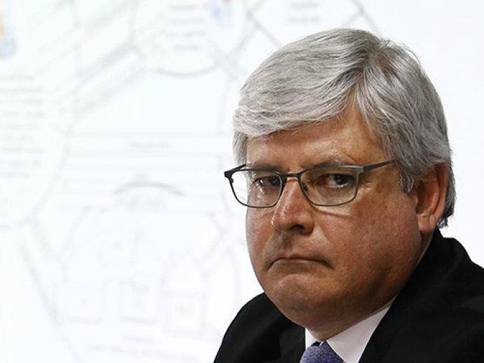 O Procurador-geral da República, Rodrigo Janot(Rodolfo Buhrer/Reuters)