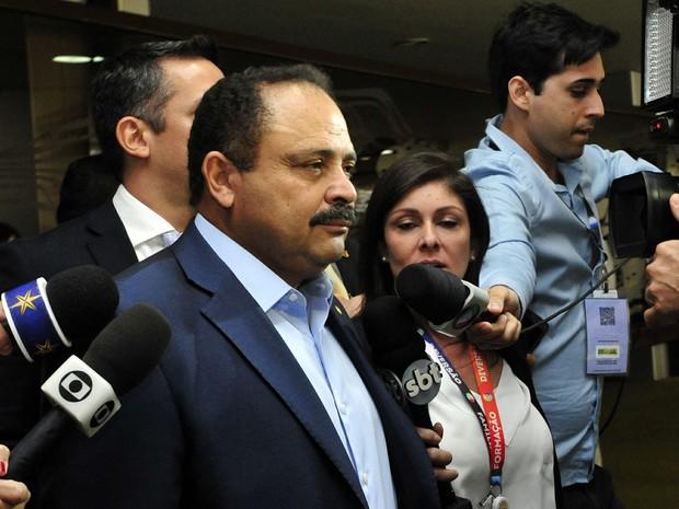 Waldir Maranhão é condenado ao TCE-MA (Foto: Luis Macedo / Câmara dos Deputados)